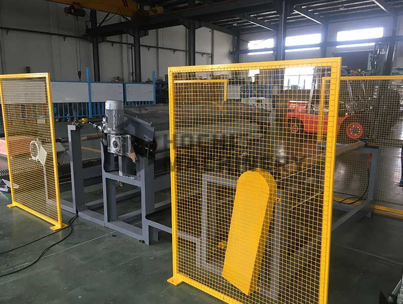 Máquina de Impresión de Papel Abrasivo HC-P