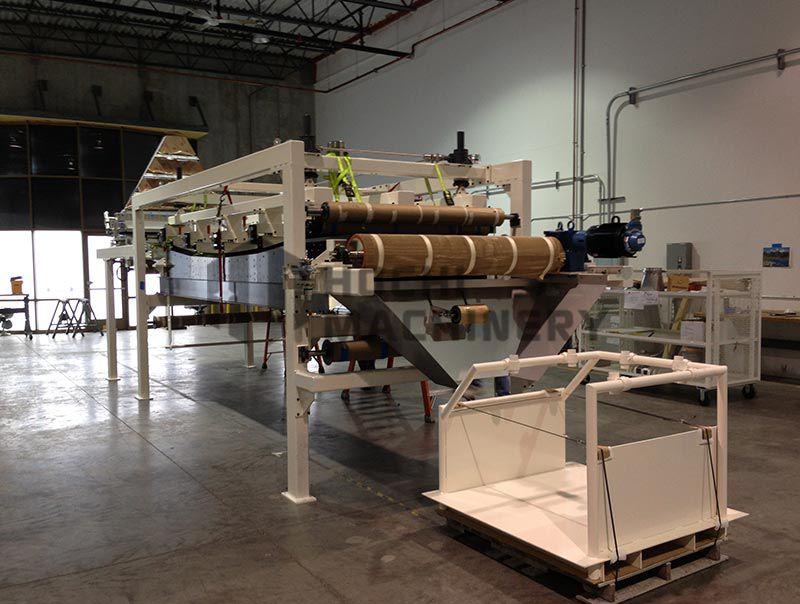 Máquina de Flexión de Papel Abrasivo HC-PF