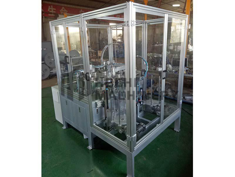 Máquina Automática para Fabricar Discos de Aleta HC-A01