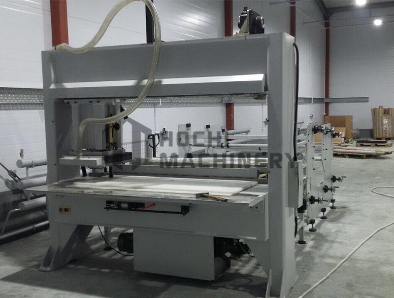 Prensa Automática de Cabezal Móvil HC-DA01