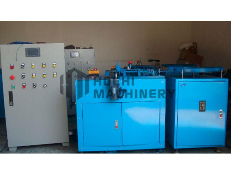 Máquina de Fabricación de Ruedas de Aleta Montadas HC-MF
