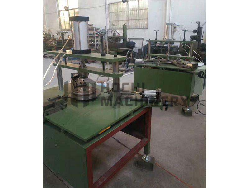 Máquina de Sujeción de Ruedas con Aleta HC-FF