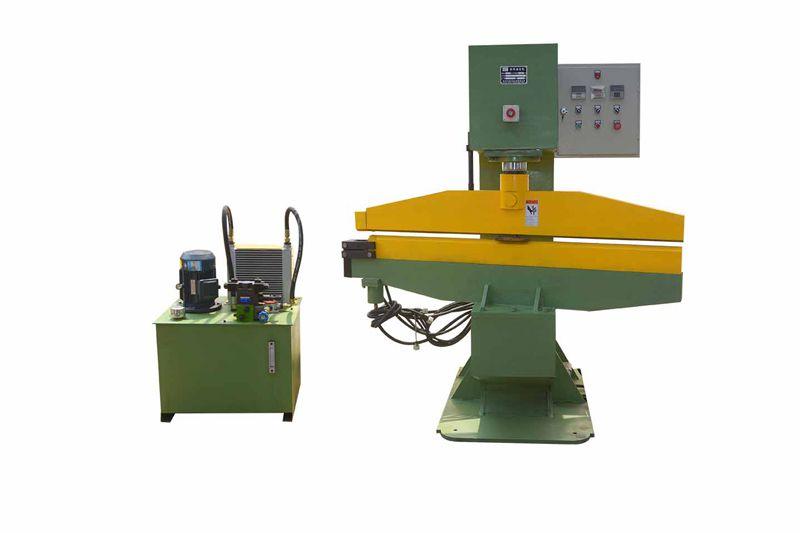 HC-BH Hydraulic Abrasive Belt Press